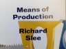Means of Production | Richard Slee