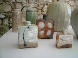 ceramics by Marcus O'Mahony