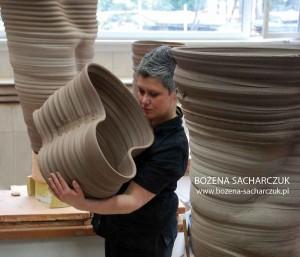 כיתת אמן עם Bozena Sachartzuc