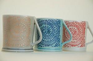 פני שטח | הדפס קרמי | אמנון עמוס | Ceramic Printing | Amnon Amos