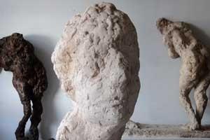 פיסול פיגורטיבי יסודות | אבנר לוינסון | Figurative sculpture –Beginners | Avner Levinson
