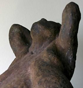 סדנת פיסול פיגורטיבי | ראש אדם | נועה שי | Figurative sculpture | Human Head | Noa Shay