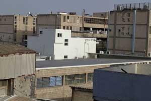 פיסול אורבני | על גגות קריית המלאכה | שי ג'רסי ורעות רבוח