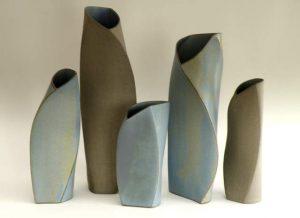 Handbuilding | Slabs | Transforming the Cylinder | Ethel Pisaref