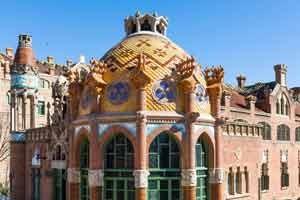 Sant Pau Recinte Modernista | Sant Rafael Pavillon
