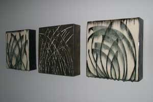 סדנת אמן | טקסטורה ספונטנית בגבס | אלינה טופרמן איתן
