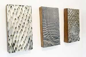 גבס | אלינה טופרמן איתן | textures in plaster | Elina Toperman Eitan