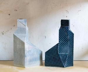 Johnathan Hopp | Cardboard Ceramics 2014 | יהונתן הופ