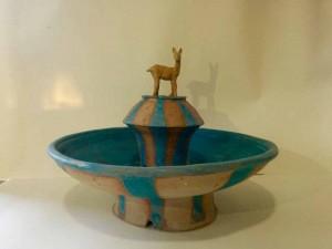 קדרות ממשיכים | נפחים פיסוליים בגלגל | אלון גיל | Intermediate wheel throwing | Sculpture using the wheel | Alon Gil