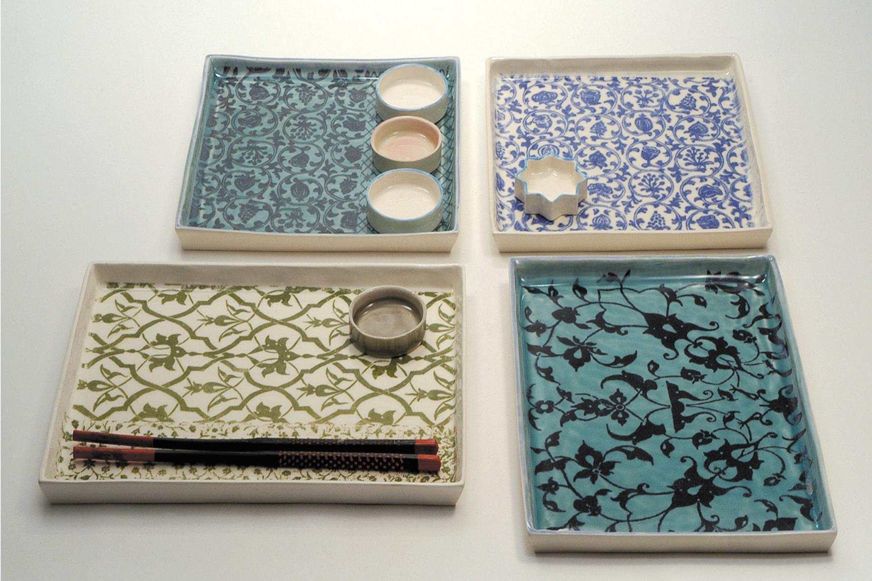 Surface Design | Ceramic Printing | Introduction | Amnon Amos