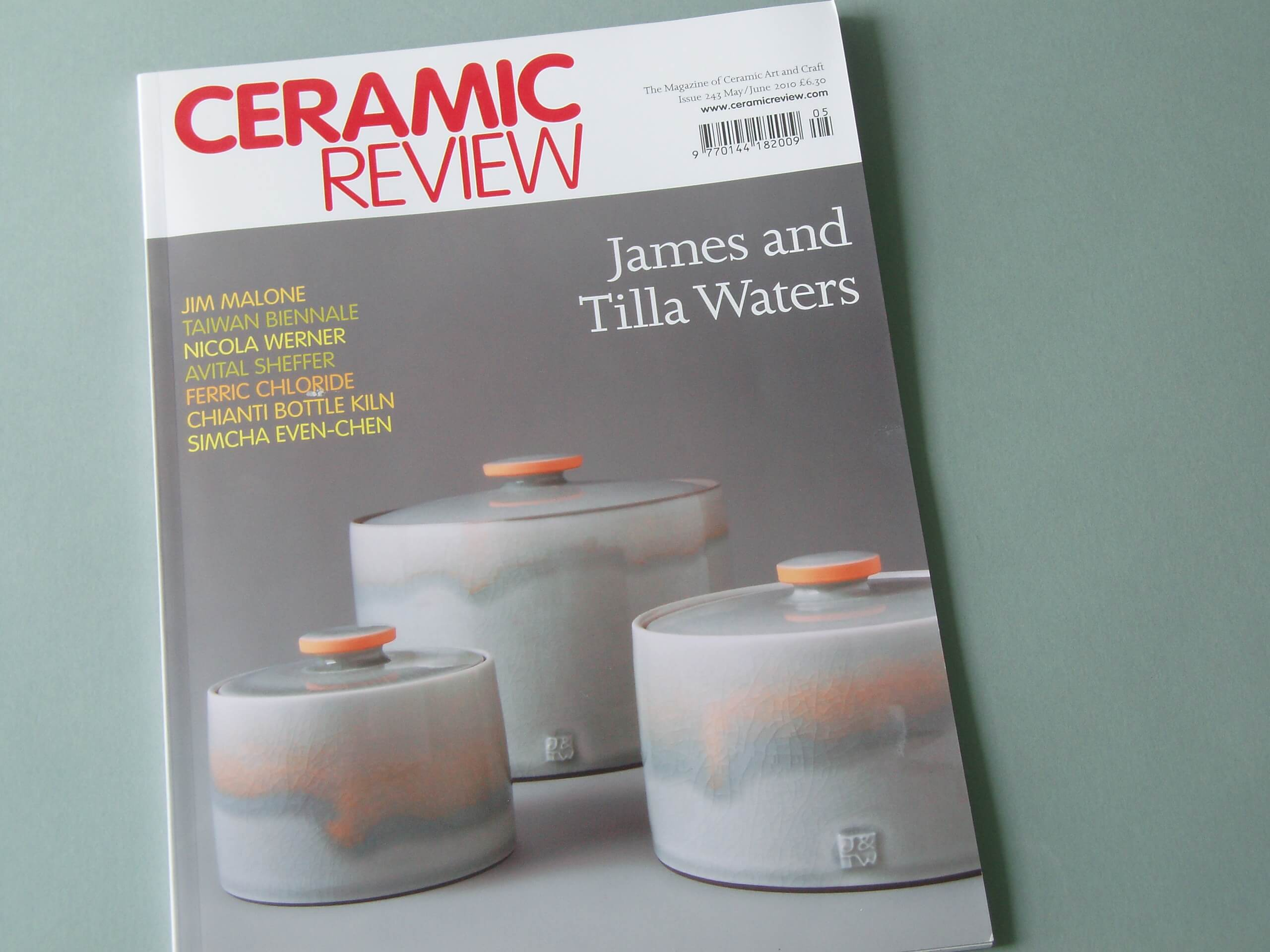 Ceramic Magazines