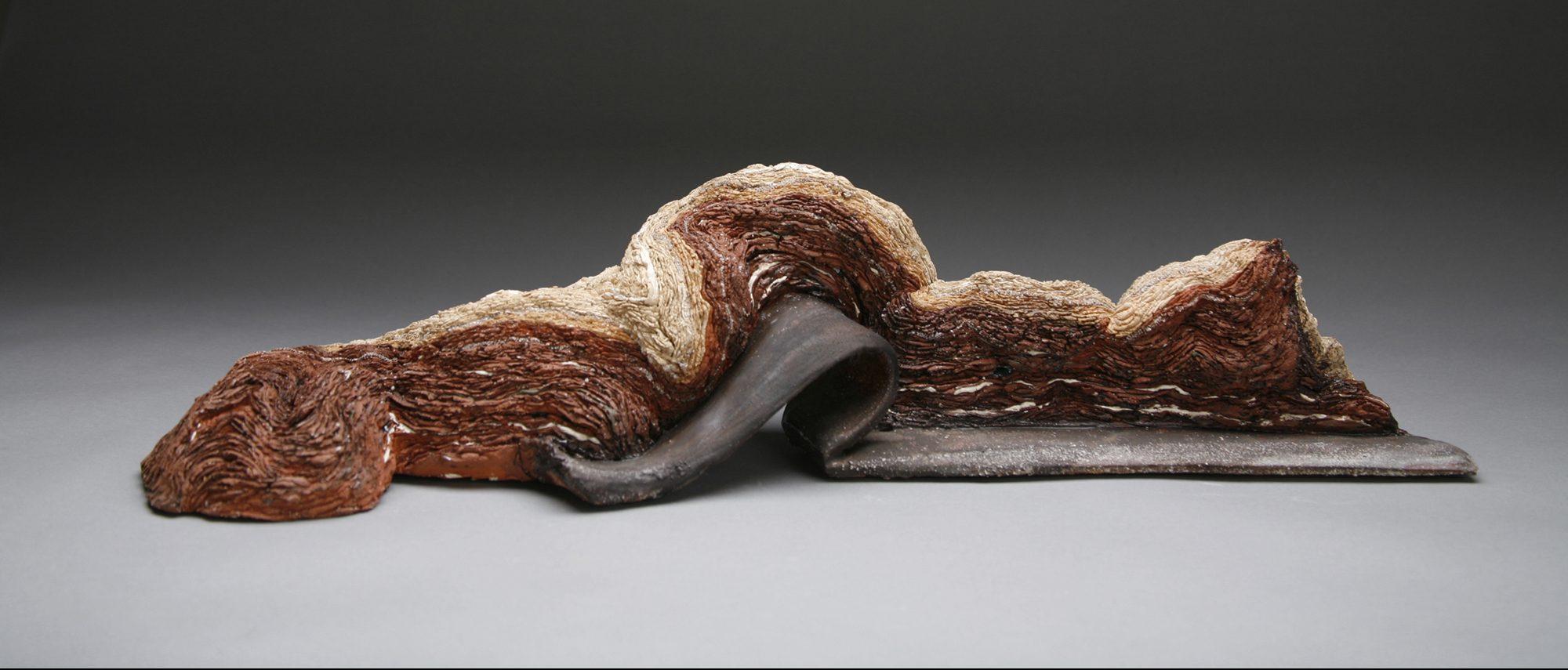 Intermediate Hand Building / Compact Coils / Rachel Menashe Dor