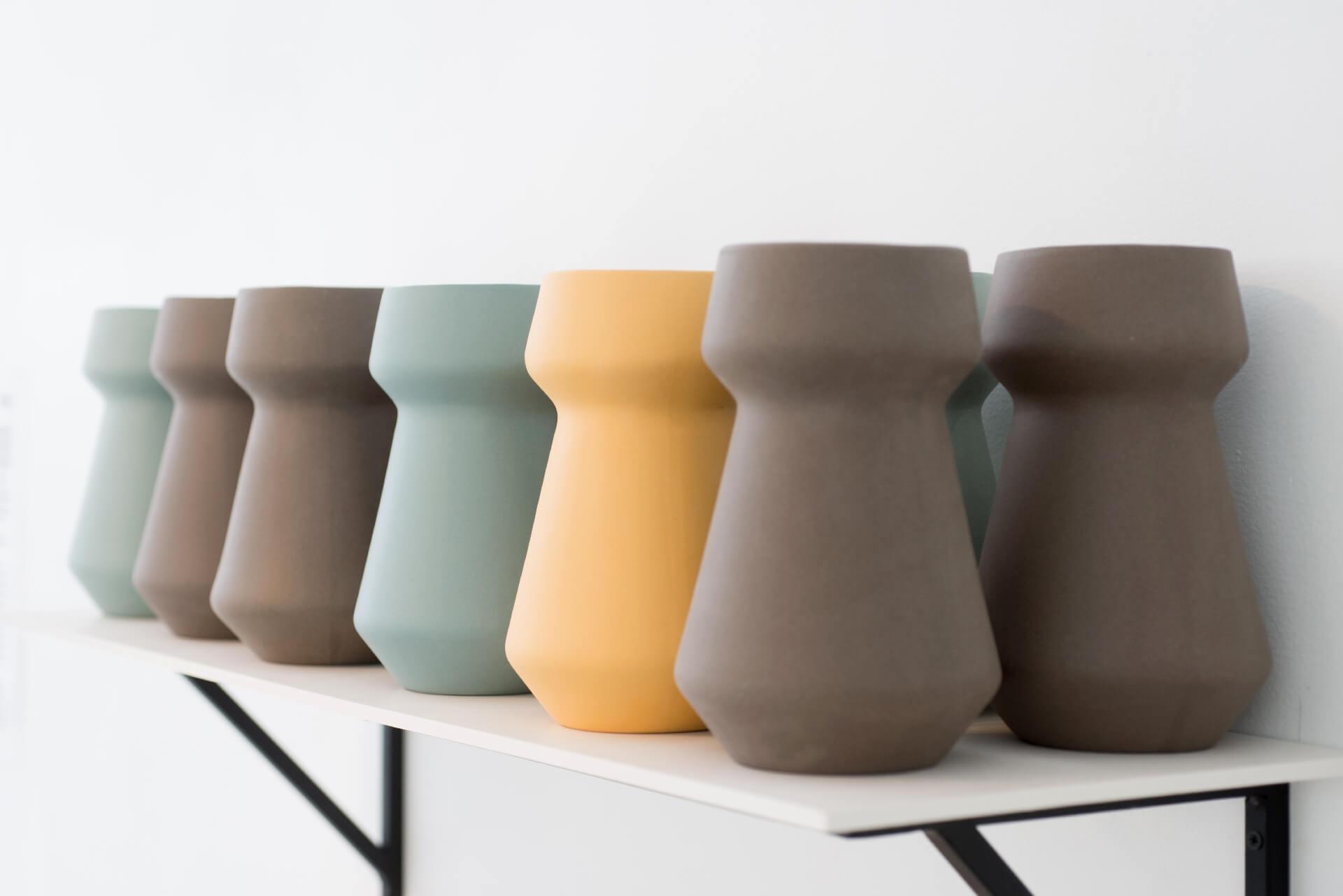 Roy Yahalomi / Cast ceramic /Introduction to Ceramic Design