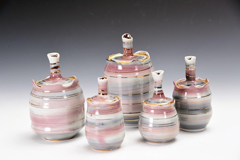 Advanced Wheel Throwing  | Porcelain | Rani Gilat