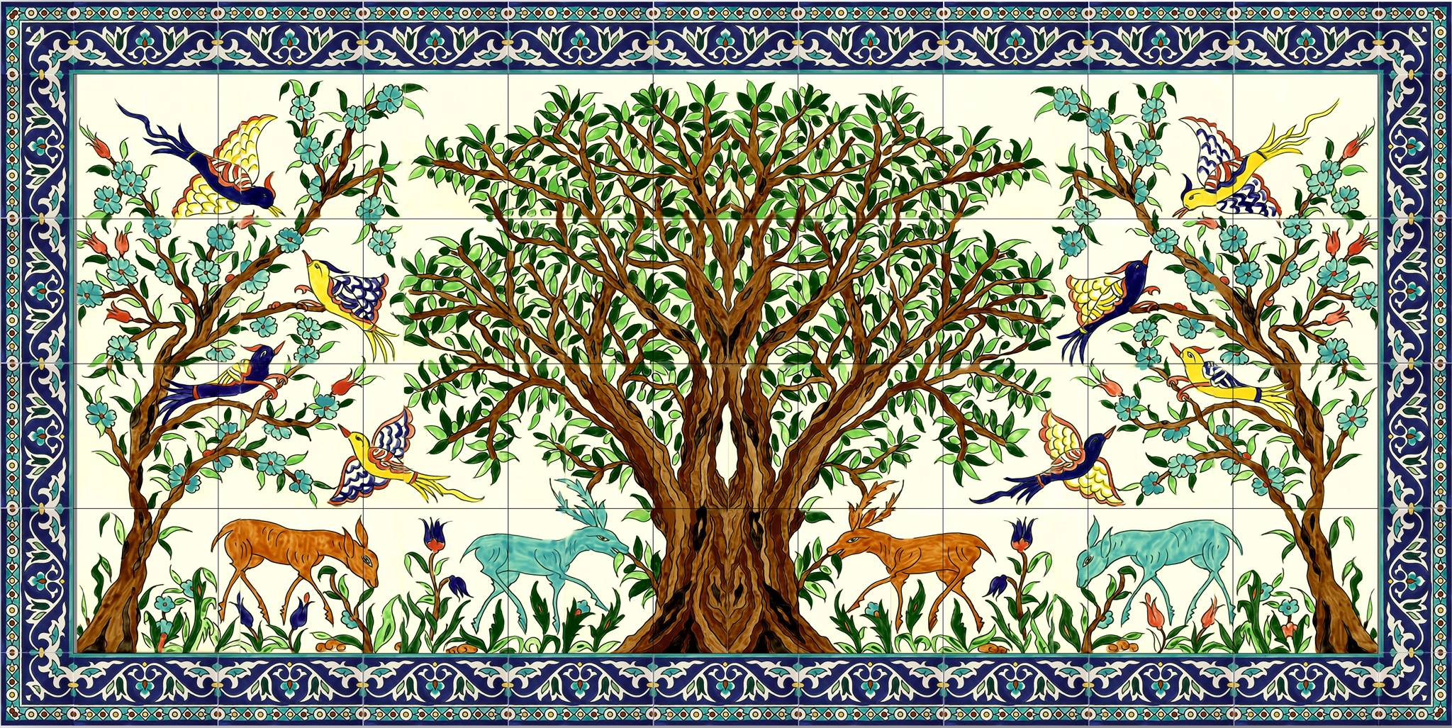 Animal, Plant, Ornament / Armenian Ceramics – Balian Family