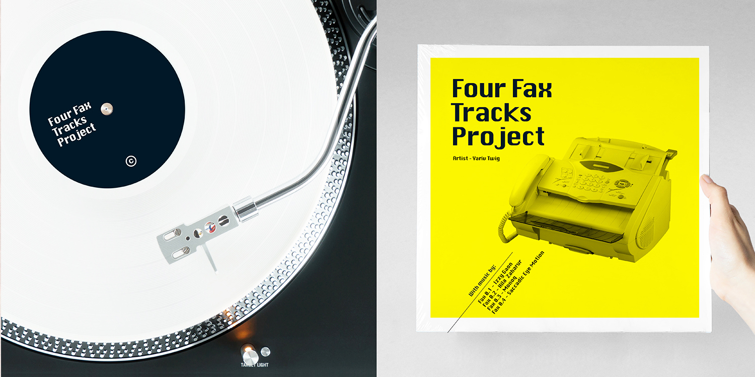 Four Fax Tracks Project / Yariv Twig