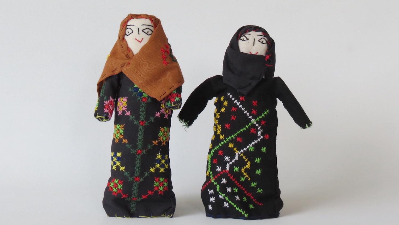 לוּעַבַּה חִילוֶּוה / גליה חי, יעל מואב, ענת שראל ונשות הג'הלין מחאן אל'אחמאר