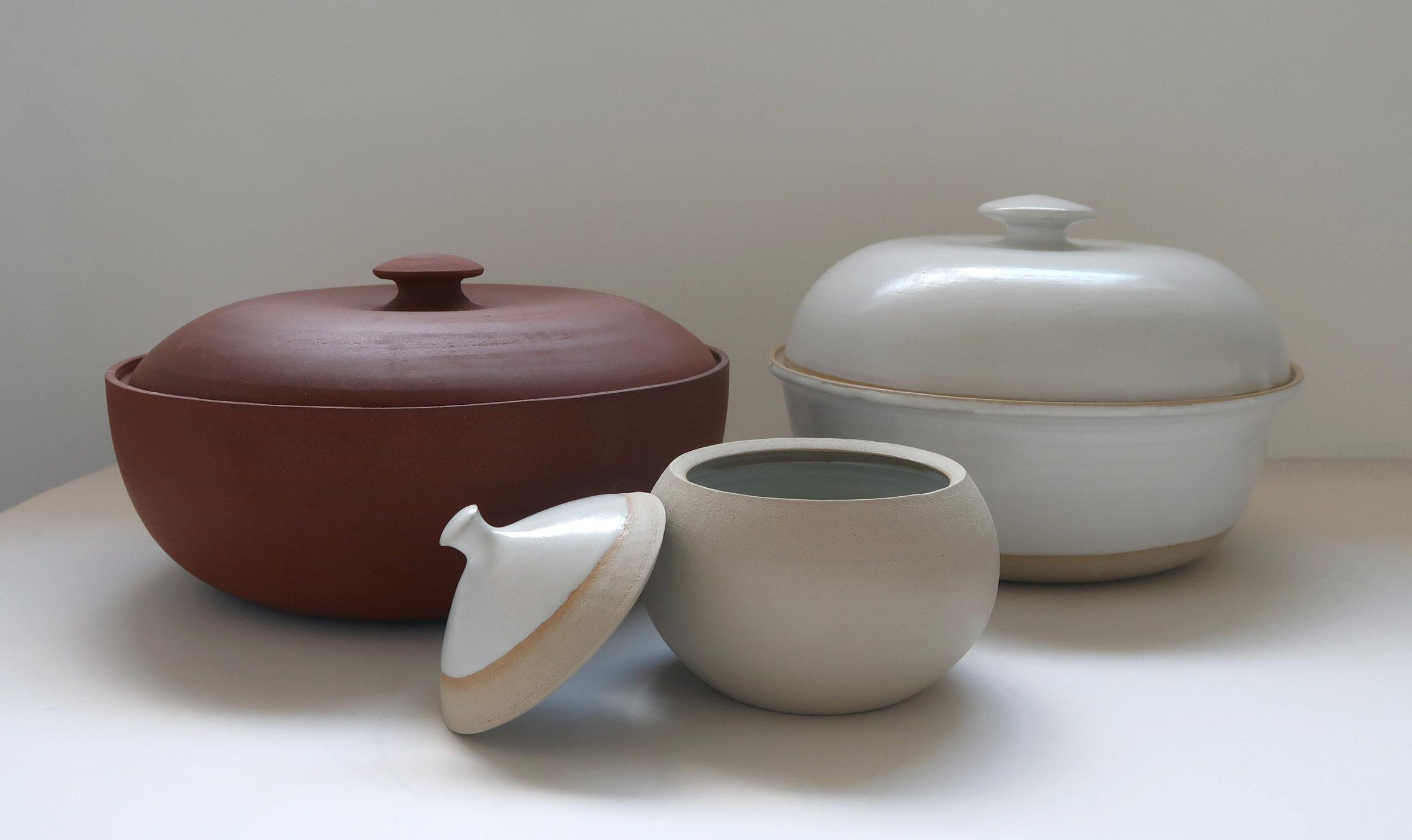 Advanced Wheel Throwing / Eco Ceramics / Racheli Rotman Garji