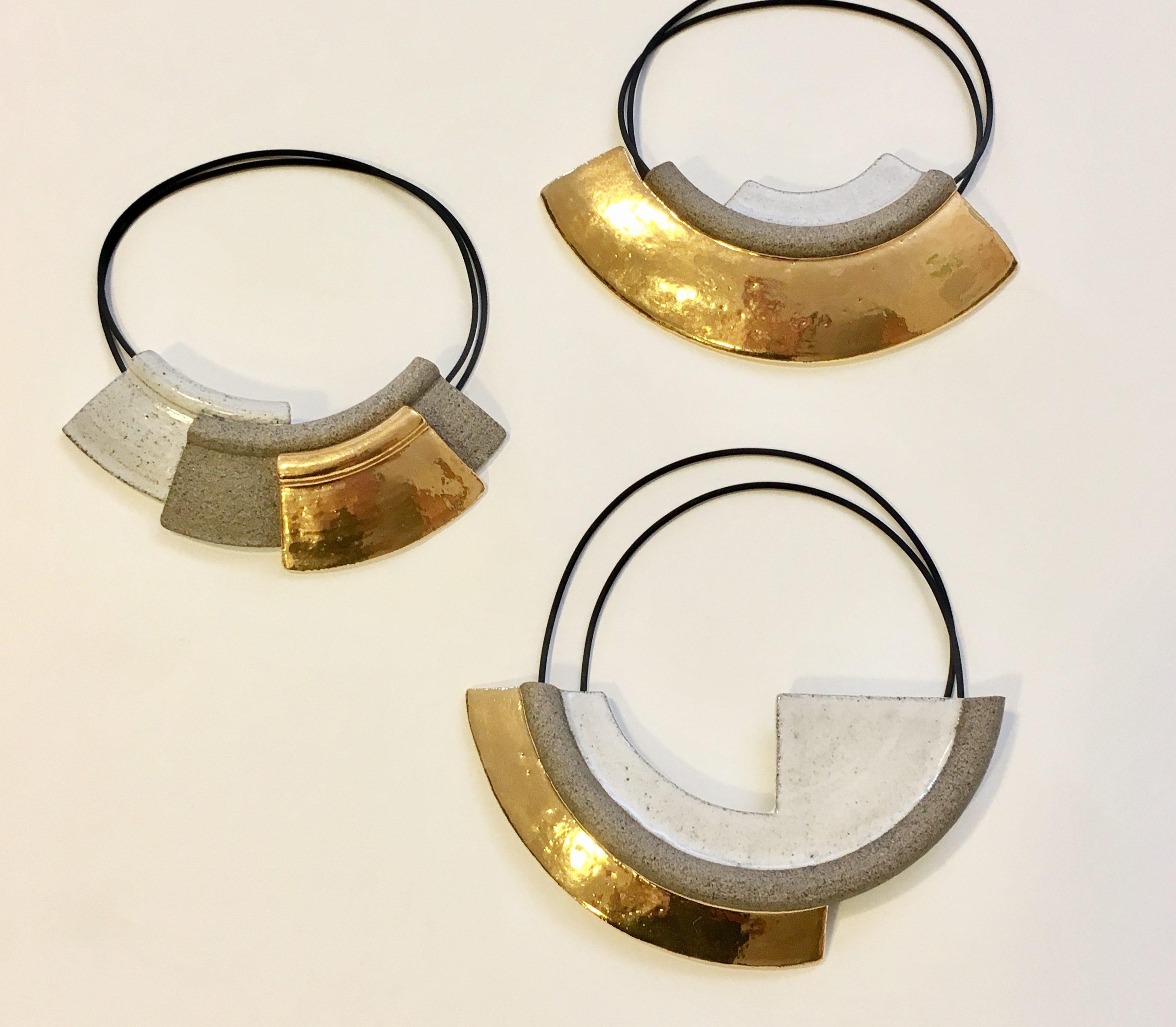 Hand Building / Clay Jewelry / Dikla Moskovitz